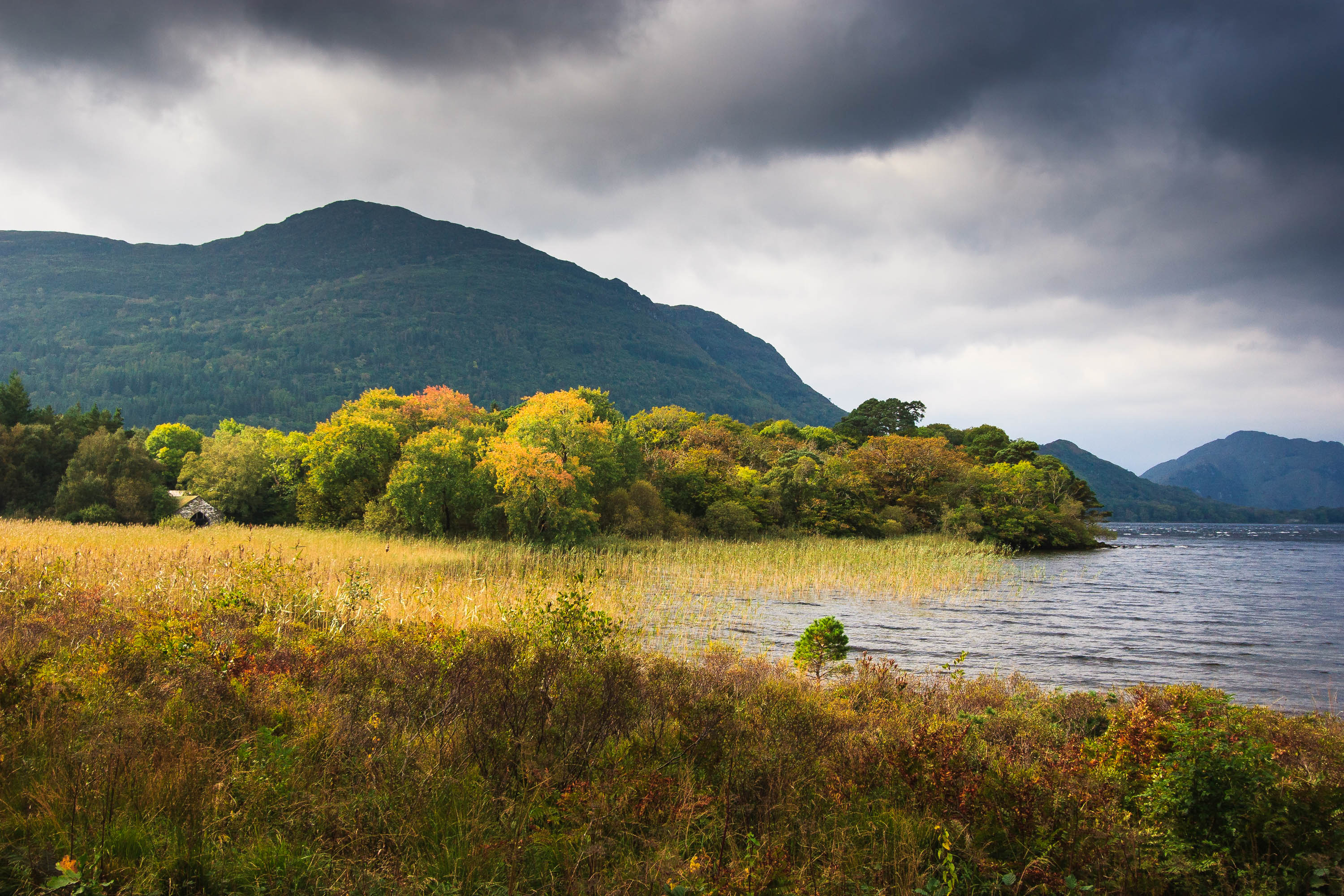 Muckross Lake, Co. Kerry, Irland