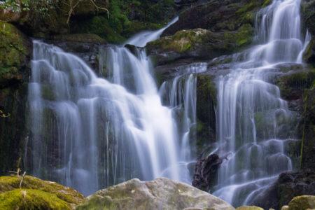 Torc Wasserfall, Co. Kerry, Irland