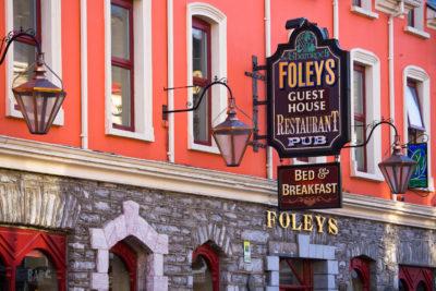 Foleys Pub, Kenmare, Irland