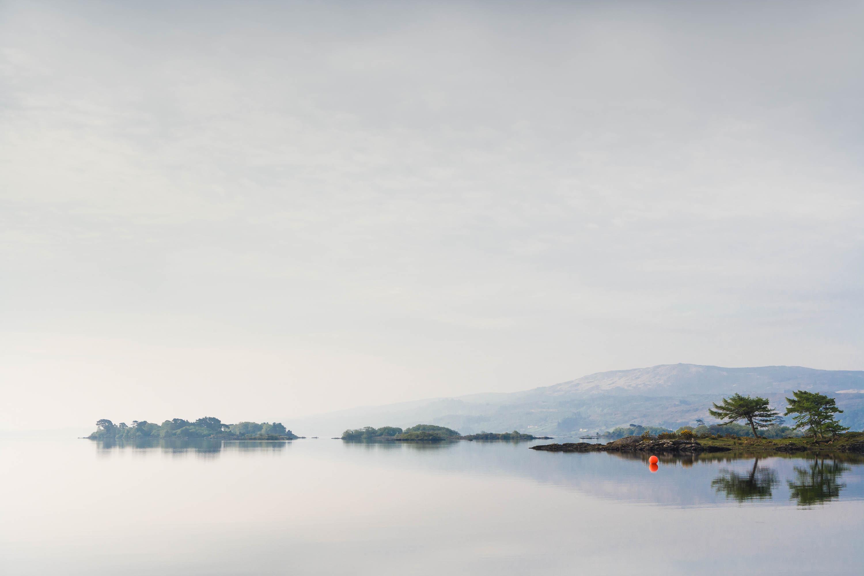 Loch Corrib, Irland