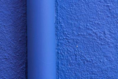 Detail an einem Haus in Burano