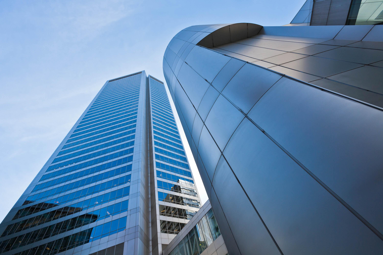 Hochhäuser in Calgary