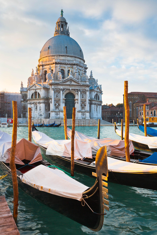 Santa Maria della Salute, Venedig