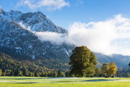 Berge im Allgäu, Bayern