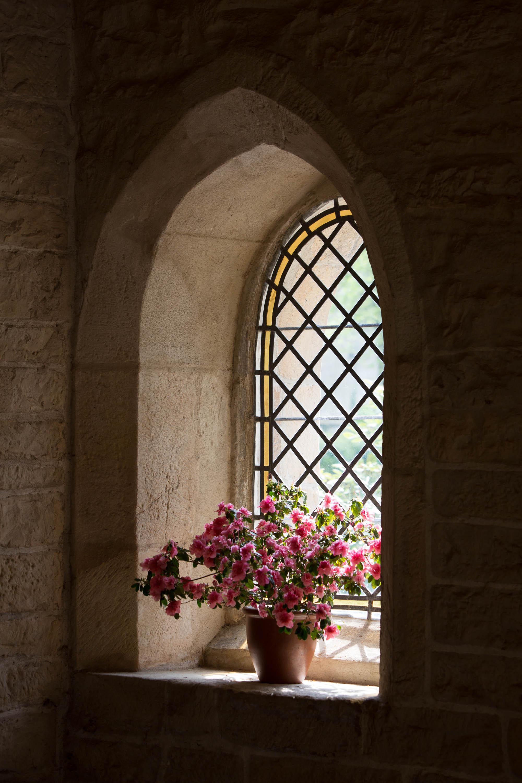 Fenster im Kloster Loccum